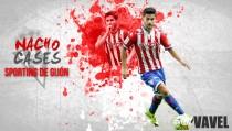 Sporting de Gijón 2015/2016: Nacho Cases, más sombras que luces en la medular