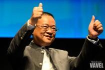 """Mr.Chen: """"Tenemos un futuro brillante y necesitamos vuestro apoyo"""""""