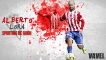 Sporting de Gijón 2015/2016: Lora, un correcaminos en la banda derecha