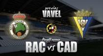 Racing de Santander - Cádiz CF: cuando obligación y devoción van de la mano