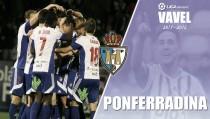 Resumen temporada SD Ponferradina 2015/16: Un año para olvidar