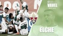 Resumen temporada Elche CF 2015/16: una temporada con sabor agridulce