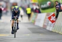 Resultado de la tercera etapa del Tour de Romandía 2016: Pinot sorprende contra el crono