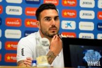 """Roberto Jiménez: """"Hay mucho nivel y competitividad en la plantilla"""""""