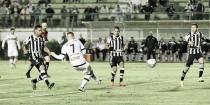 Tupi bate Ceará de virada com gol no fim e deixa lanterna da Série B