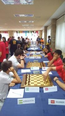 La comunidad de Madrid, campeona de España de selecciones autonómicas infantiles
