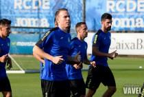 Clerc tendrá su oportunidad en Primera con el Osasuna