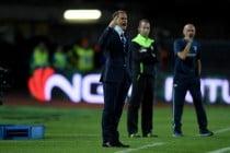 Inter - De Boer, impressioni post partita
