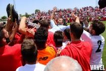 El Sevilla Atlético apela a la heroica para lograr el ascenso a Segunda División