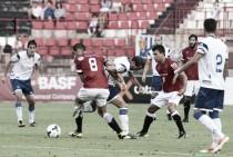 Los tres puntos se resisten en Tarragona