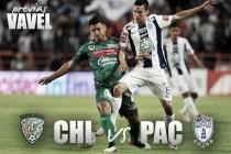 Previa Chiapas - Pachuca: a mantener la hegemonía