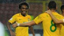 Qualificazioni Russia 2018, Gabriel Jesus e Willian stendono il Venezuela: Brasile primo