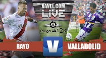 Tablas en el primer partido en Vallecas