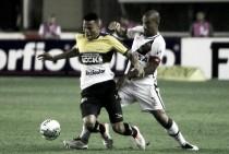 """Rodrigo crê em dificuldade para jogo com o Criciúma: """"O Vasco sabe que vai enfrentar problemas"""""""