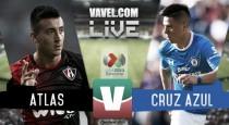 Atlas vs Cruz Azul EN VIVO ahora (1-0)