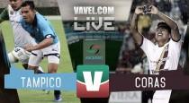 Tampico Madero y Coras no se hicieron daño, empataron a cero goles