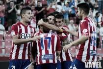 El Girona vence y convence