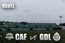Previa Cafetaleros - Chivas: por la segunda ronda