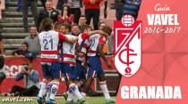 Granada CF 16/17: una nueva 'era' camino a la consolidación