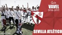 Sevilla Atlético 2016/2017: crecer y disfrutar