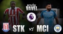 Stoke City - Manchester City: la primera prueba de fuego