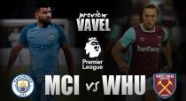 Previa Manchester City - West Ham United: el deseo de seguir invicto