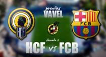 Hércules CF - Barcelona B: dos equipos, un único objetivo