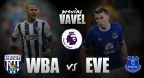 Previa West Bromwich - Everton: sin saber cómo