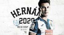 Hernán Pérez, perico hasta 2020