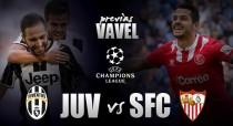Previa Juventus de Turín - Sevilla: duelo con objetivos muy distintos