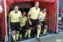 Álvarez Izquierdo arbitrará el Villarreal-Granada