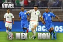 Previa México - Honduras: A cerrar con paso perfecto