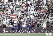 Messi acaba con las aspiraciones béticas