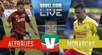 Monarcas deja respirar a Oaxaca en la Copa (2-1)