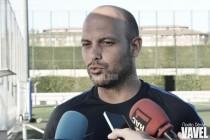 """Gabri: """"El equipo llega en perfectas condiciones a pesar del accidente del sábado"""""""