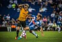 Víctor Sánchez llega a los 200 partidos en Primera División