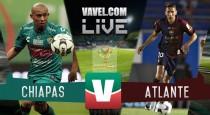 Con victoria sufrida Jaguares clasifica a cuartos de Copa MX