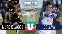 Murciélagos y Celaya no se hacen daño en el Estadio Centenario