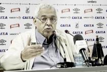 """Eurico Miranda critica arbitragem de jogo contra o Santos: """"Erro cometido causou prejuízo de toda ordem"""""""