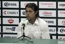 """Matías Almeyda: """"Hemos posicionado a Chivas en el lugar que se merece"""""""