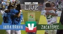 Con muy poco, gana Zacatepec ante la 'Jaiba Brava'