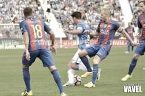FC Barcelona - CD Leganés: puntuaciones del Barcelona, jornada 23 de La Liga