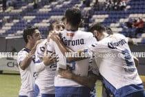 El gitano Puebla de medio torneo