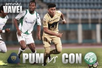 Previa Pumas - W Connection: ganar, golear y gustar