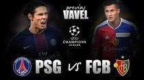 Buscando convencer, PSG recebe Basel visando liderança do Grupo A