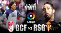 Granada CF - Sporting: esperanza, susto o muerte