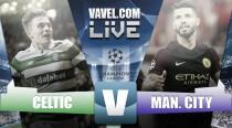 Resultado Celtic FC vs Manchester City en Champions League 2016