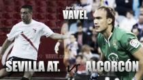 Previa Sevilla Atlético - Alcorcón: hora de levantar cabeza