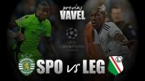 Sporting CP – Legia Varsovia: duelo inédito para sumar la primera victoria
