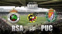 Racing de Santander - Real Valladolid Promesas: el líder recibe al filial pucelano